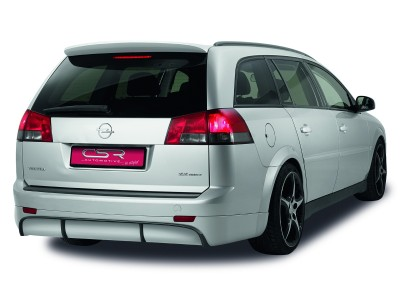 Opel Vectra C Caravan XL-Line Rear Bumper Extension