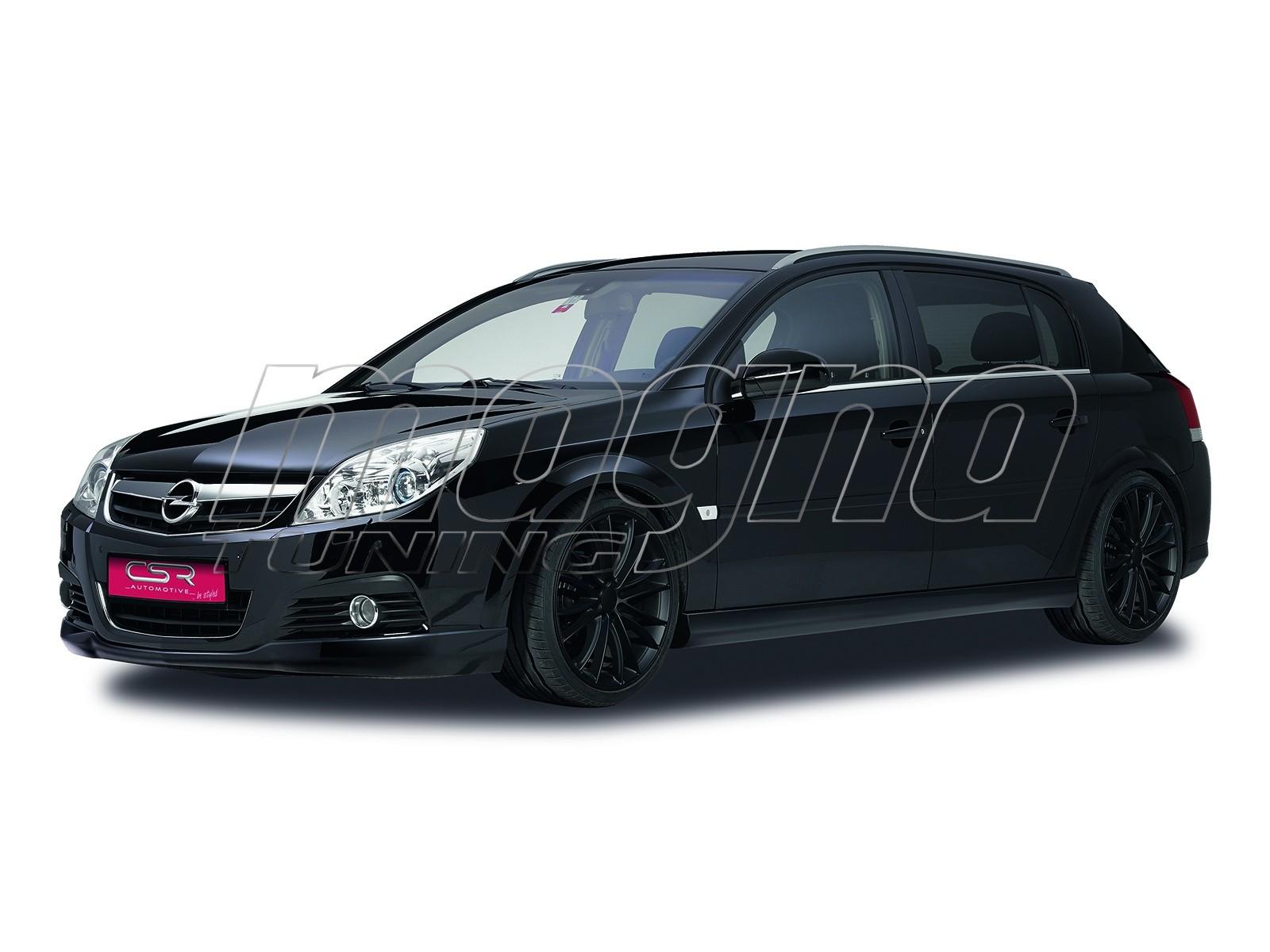 Opel Vectra C Extensie Bara Fata OPC-Design