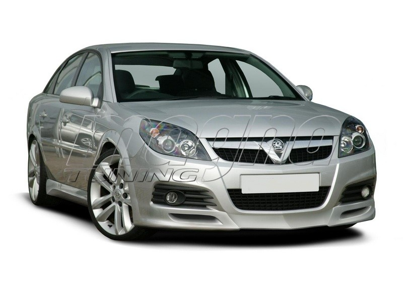 Opel Vectra C Facelift Extensie Bara Fata J-Style