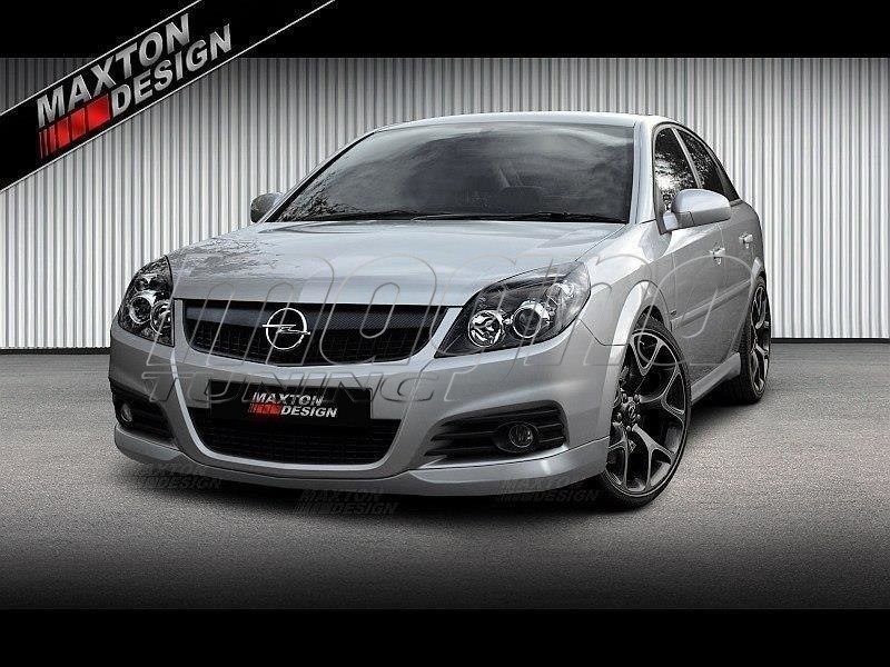Opel Vectra C Facelift Extensie Bara Fata OPC-Line
