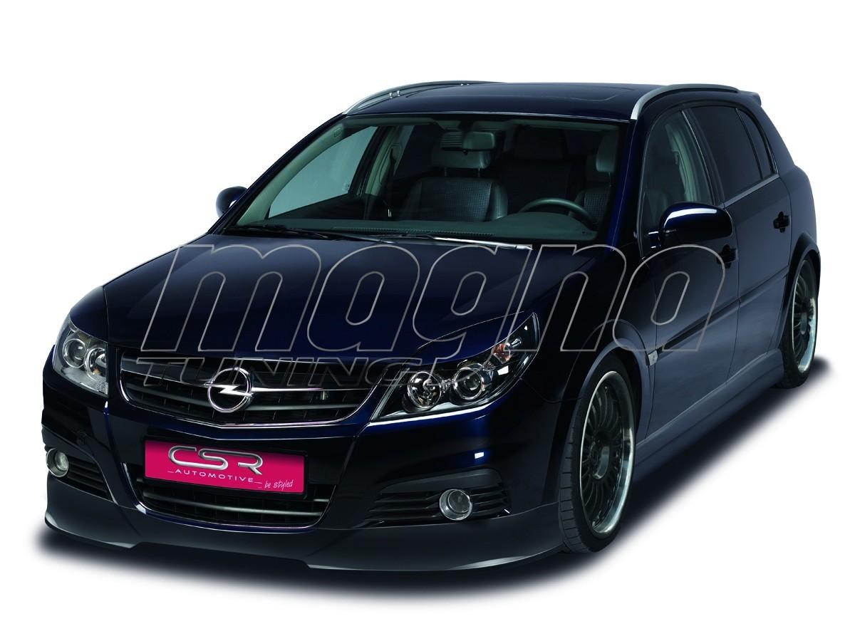 Opel Vectra C Facelift Extensie Bara Fata XL-Line