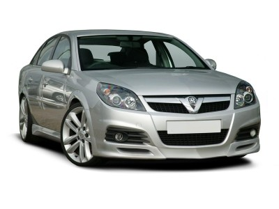 Opel Vectra C Facelift JDX Front Bumper Extension