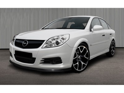 Opel Vectra C Facelift M-Style Front Bumper Extension