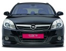 Opel Vectra C Facelift OPC-Design Front Bumper Extension