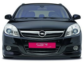 Opel Vectra C Facelift OPC-Design Front Bumper Extension
