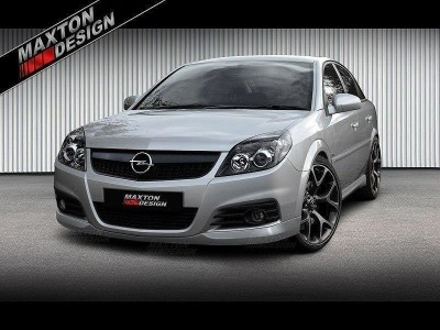 Opel Vectra C Facelift OPC-Line Front Bumper Extension