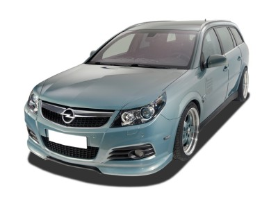 Opel Vectra C Facelift RX2 Front Bumper Extension