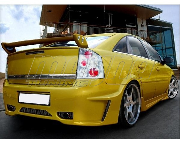 opel vectra c gts storm rear wing. Black Bedroom Furniture Sets. Home Design Ideas