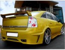Opel Vectra C GTS Storm Rear Wing