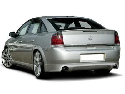Opel Vectra C J2 Rear Bumper Extension