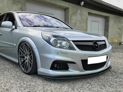 Opel Vectra C OPC Facelift Intenso Front Bumper Extension