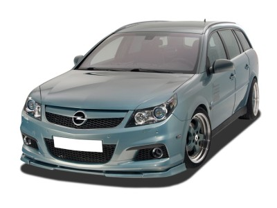 Opel Vectra C OPC Facelift V2 Front Bumper Extension