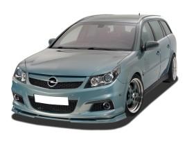 Opel Vectra C OPC Facelift Verus-X Front Bumper Extension