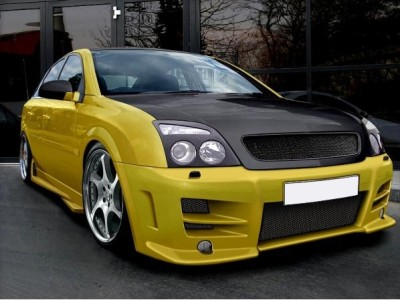Opel Vectra C Razor Side Skirts