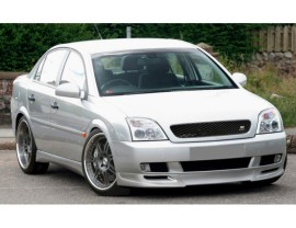 Opel Vectra C Saloon J-Style Front Bumper Extension