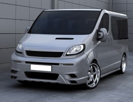 Opel Vivaro A Bara Fata Matrix
