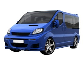 Opel Vivaro A Body Kit Speed