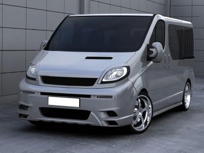 Opel Vivaro A Matrix Body Kit