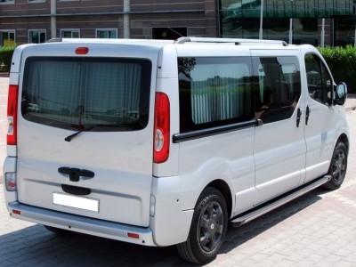 Opel Vivaro A Trax Running Boards