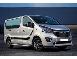 Opel Vivaro B Bullbar Intenso