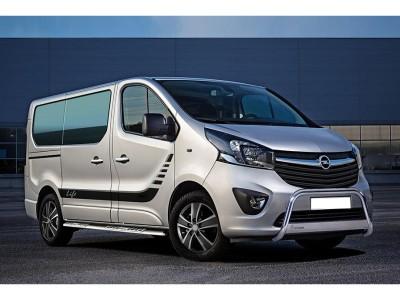 Opel Vivaro B Intenso Frontschutzbugel