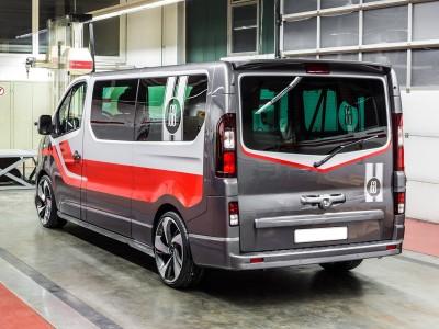 Opel Vivaro B Intenso Hatso Szarny