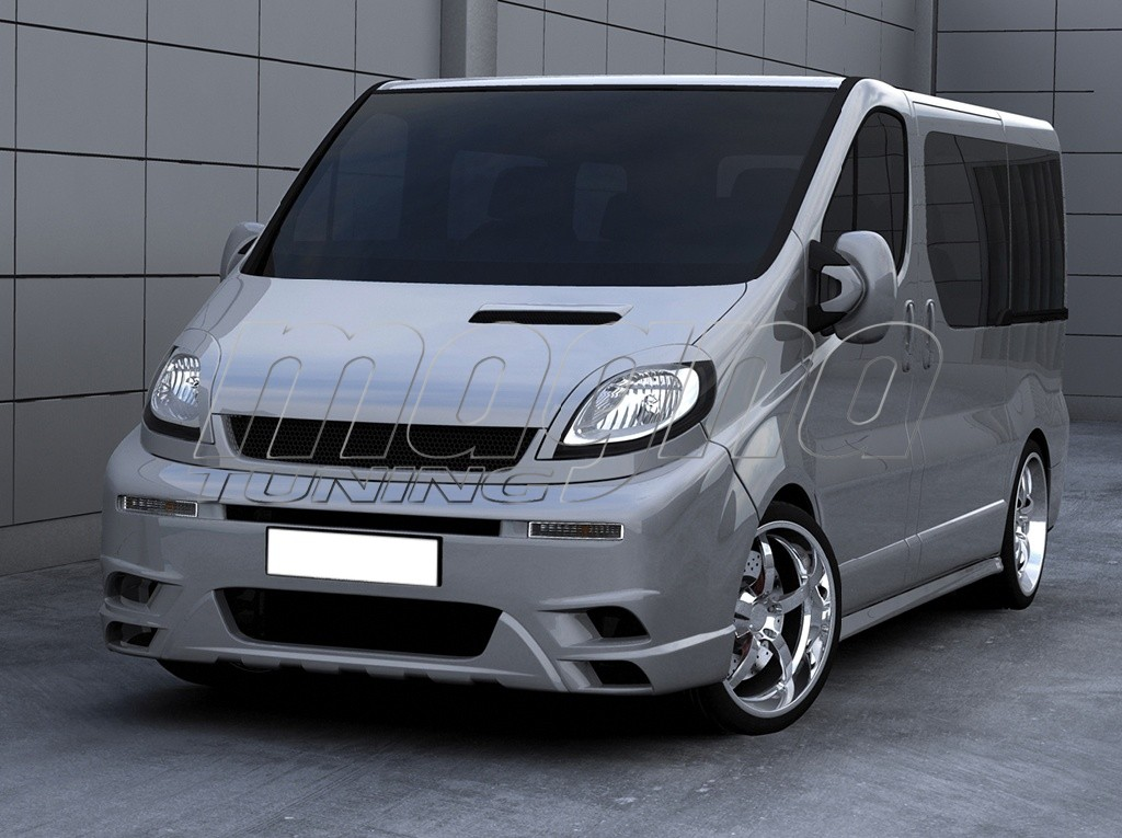 opel vivaro matrix body kit. Black Bedroom Furniture Sets. Home Design Ideas