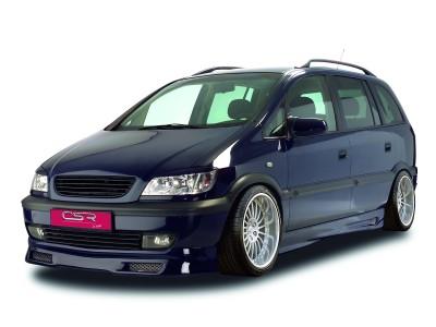 Opel Zafira A XL-Line Front Bumper Extension