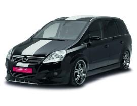 Opel Zafira B Facelift Extensie Bara Fata SFX