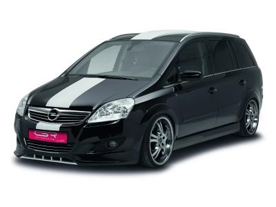 Opel Zafira B Facelift SFX Front Bumper Extension