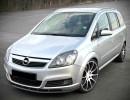 Opel Zafira B MX Front Bumper Extension