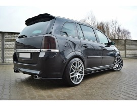 Opel Zafira B OPC Extensii Bara Spate M2