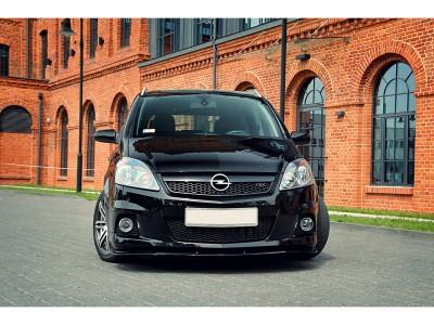Opel Zafira B OPC M2 Elso Lokharito Toldat