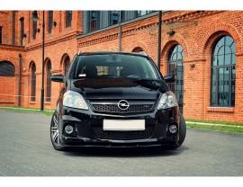 Opel Zafira B OPC M2 Front Bumper Extension