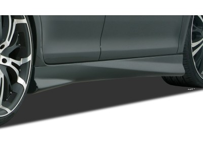 Opel Zafira B Speed Side Skirts