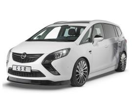 Opel Zafira C CX Front Bumper Extension