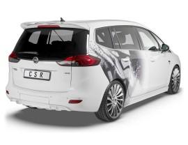 Opel Zafira C CX Rear Wing