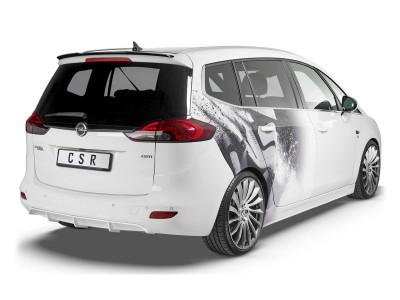 Opel Zafira C Crono Rear Bumper Extension