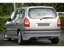 Opel Zafira J-Style Rear Bumper Extension