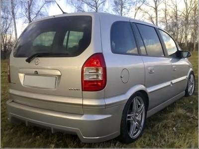 Opel Zafira M-Style Rear Bumper