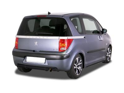 Peugeot 1007 Evolva Heckansatz