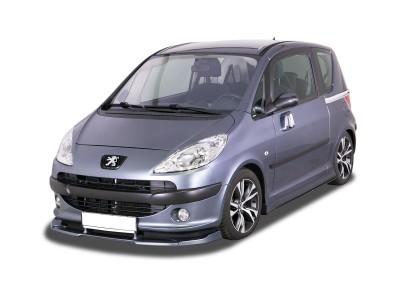 Peugeot 1007 Verus-X Front Bumper Extension