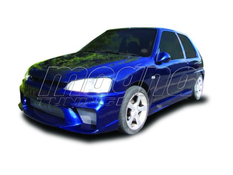 Peugeot 105 MK2 Bara Fata Warp