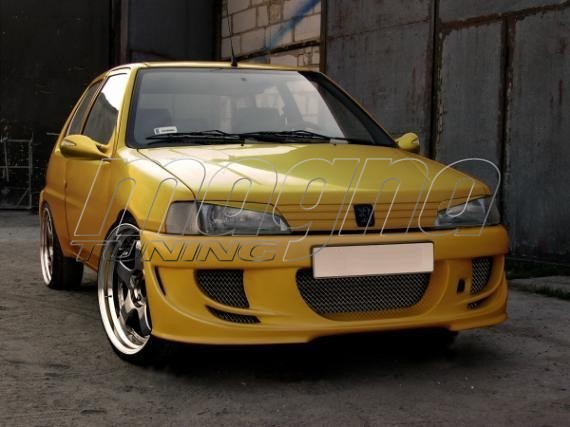 Peugeot 106 MK1 Bara Fata GTX