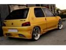 Peugeot 106 MK1 NT Rear Bumper