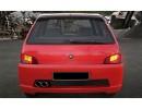 Peugeot 106 MK1 Port Rear Bumper