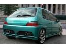 Peugeot 106 MK2 A2 Rear Bumper
