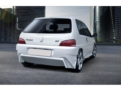 Peugeot 106 MK2 Atos Heckstossstange