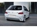 Peugeot 106 MK2 Atos Rear Bumper