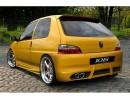 Peugeot 106 MK2 B2 Rear Bumper